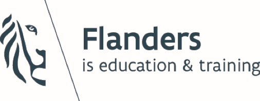 Logo of the Flemish Ministry of Education
